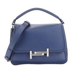 Tod's Double T Crossbody Bag Leather Medium