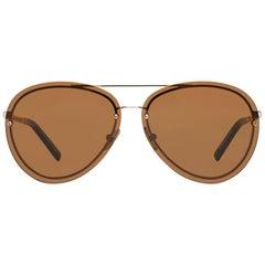 Tod's Mint Women Bronze Sunglasses TO0248 6328E 63-10-140 mm