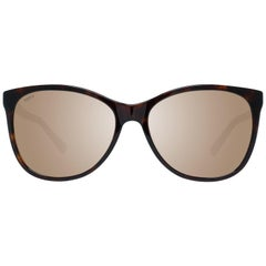 Tod's Mint Women Brown Sunglasses TO0175 5752F 57-16-139 mm