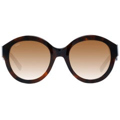 Tod's Mint Women Brown Sunglasses TO0208 5256F 52-21-140 mm