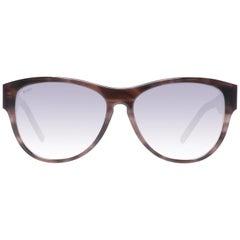 Tod's Mint Women Brown Sunglasses TO0225 5656B 56-15-140 mm