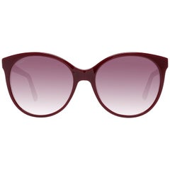Tod's Mint Women Red Sunglasses TO0174 5566T 55-17-136 mm