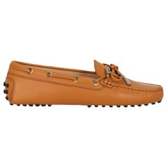 Tod'S Woman Loafers Brown EU 36
