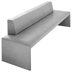 Walter Knoll Together Bench in Fabric