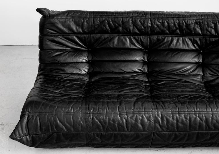 Late 20th Century Togo Sofa by Michel Ducaroy for Ligne Roset For Sale