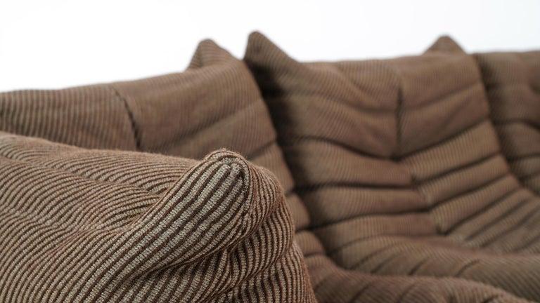 Togo Sofa / Livingroom Seatgroup by Michel Ducaroy for Ligne Roset For Sale 4