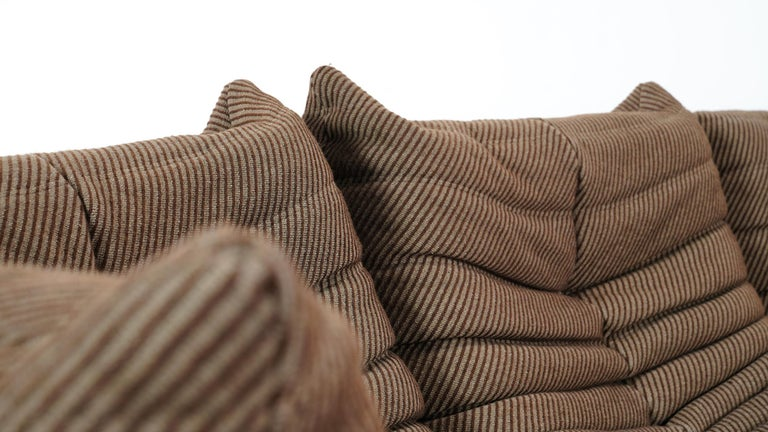 Togo Sofa / Livingroom Seatgroup by Michel Ducaroy for Ligne Roset For Sale 5