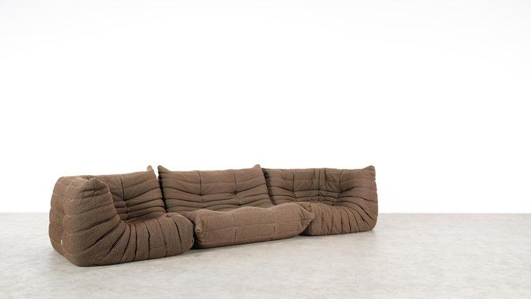 Togo Sofa / Livingroom Seatgroup by Michel Ducaroy for Ligne Roset For Sale 1