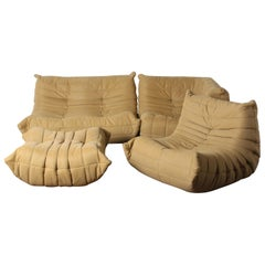 'Togo' Sofa Suite by Michel Ducaroy for Ligne Roset