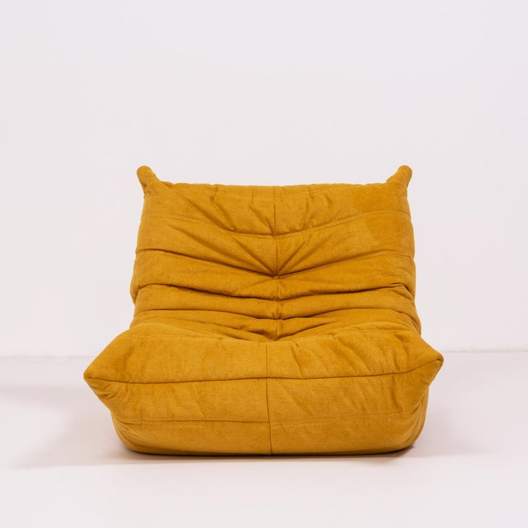 The iconic Togo range, originally designed by Michael Ducaroy for Ligne Roset in 1973, has become a design classic.