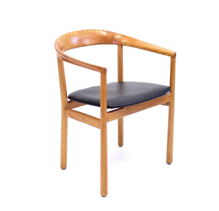 Scandinavian Modern Tokyo Armchair by Carl-Axel Acking for Nordiska Kompaniet, 1960s For Sale
