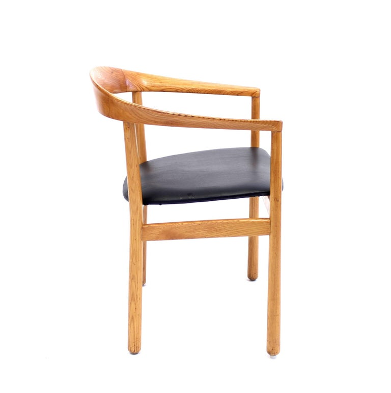 Swedish Tokyo Armchair by Carl-Axel Acking for Nordiska Kompaniet, 1960s For Sale