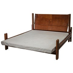 """Toledo"" Double Bed by Carlo Scarpa by Simon Gavina"