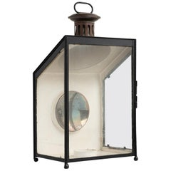 Toleware Lantern, England, circa 1850