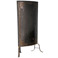 Swedish Toll Fire Screen, Origin: Sweden, Circa 1890