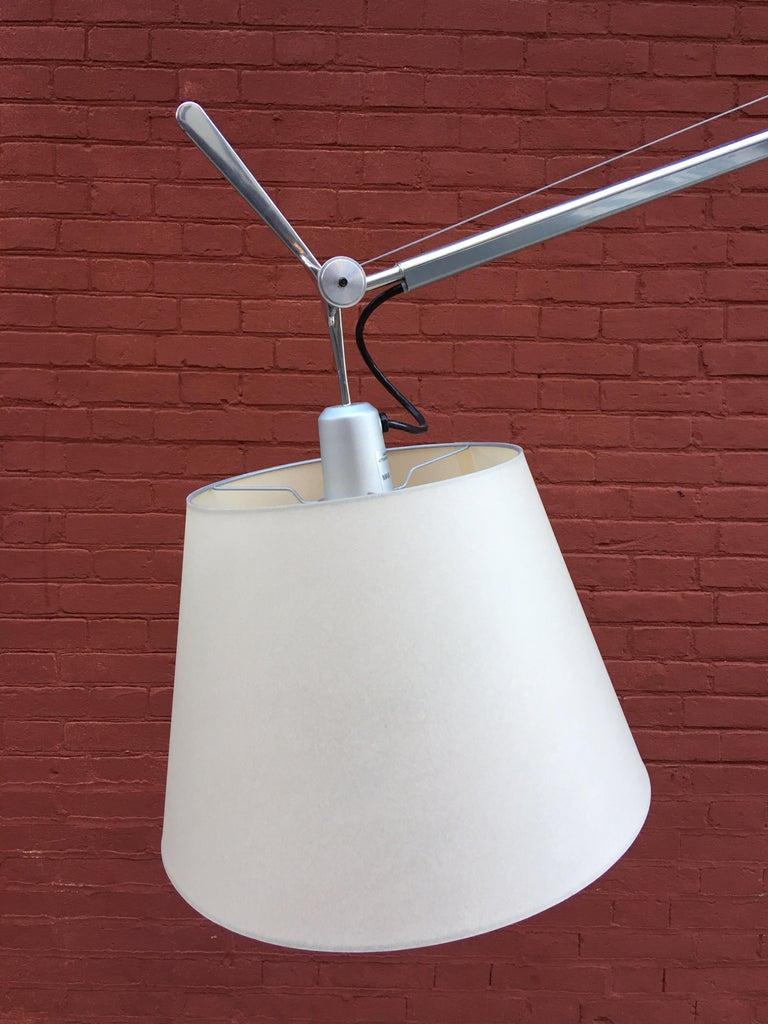 Tolomeo Mega Floor Lamp by Artemide For Sale 2