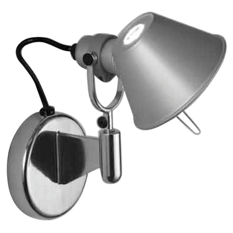 Tolomeo Micro Wall Spot without Switch by Michele De Lucchi & Giancarlo Fassina For Sale