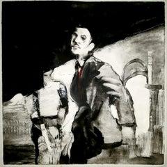 Touch of Evil #3, dramatic, black & white, noir, mystery, genre