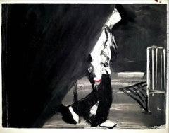 Unconscious 1, dramatic, black & white, noir, mystery, genre