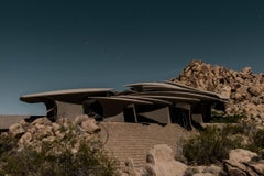 Doolittle Home Joshua Tree Modern Architecture Home