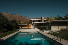 Kaufmann Desert House - A Mid Century Modern Architecture Photography