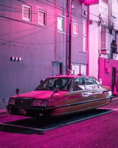 Nihon Noir Tokyo - TOM BLACHFORD