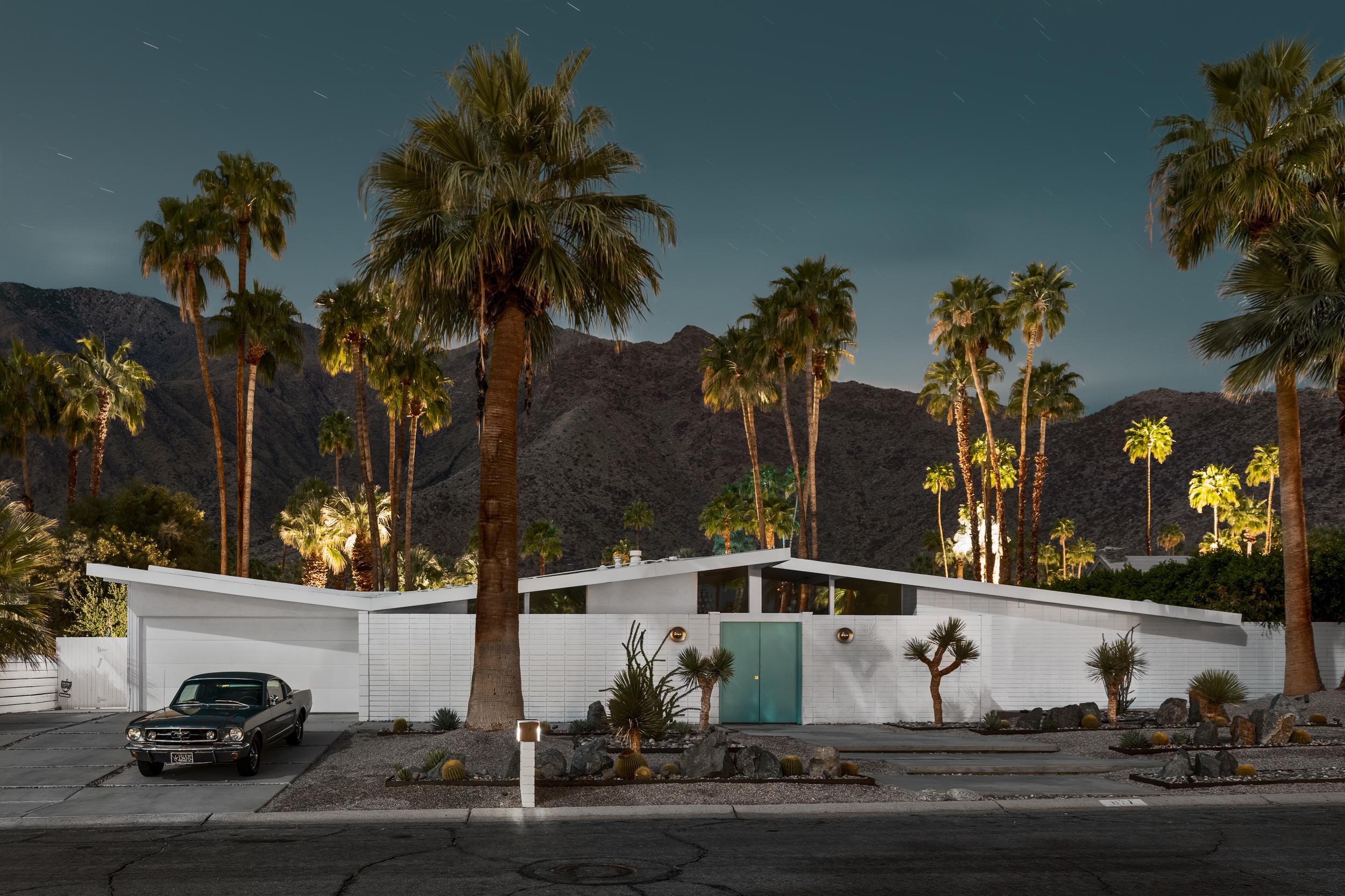 Tom Blachford Mid Century Modern Architecture Classic Mustang