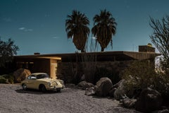 Tom Blachford's Mid Century Modern Architecture Porsche 911 Photograph