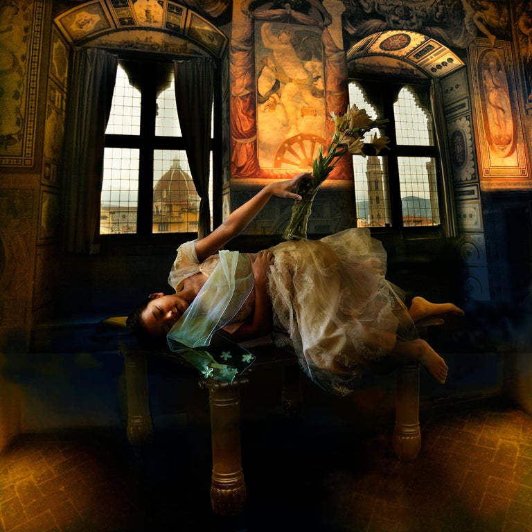 What Was That World I Was Dreaming Of - Photograph by Tom Chambers