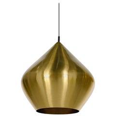 Tom Dixon Burnished Brass Beat Stout Pendant Light Fixture, Modern Lighting, UK