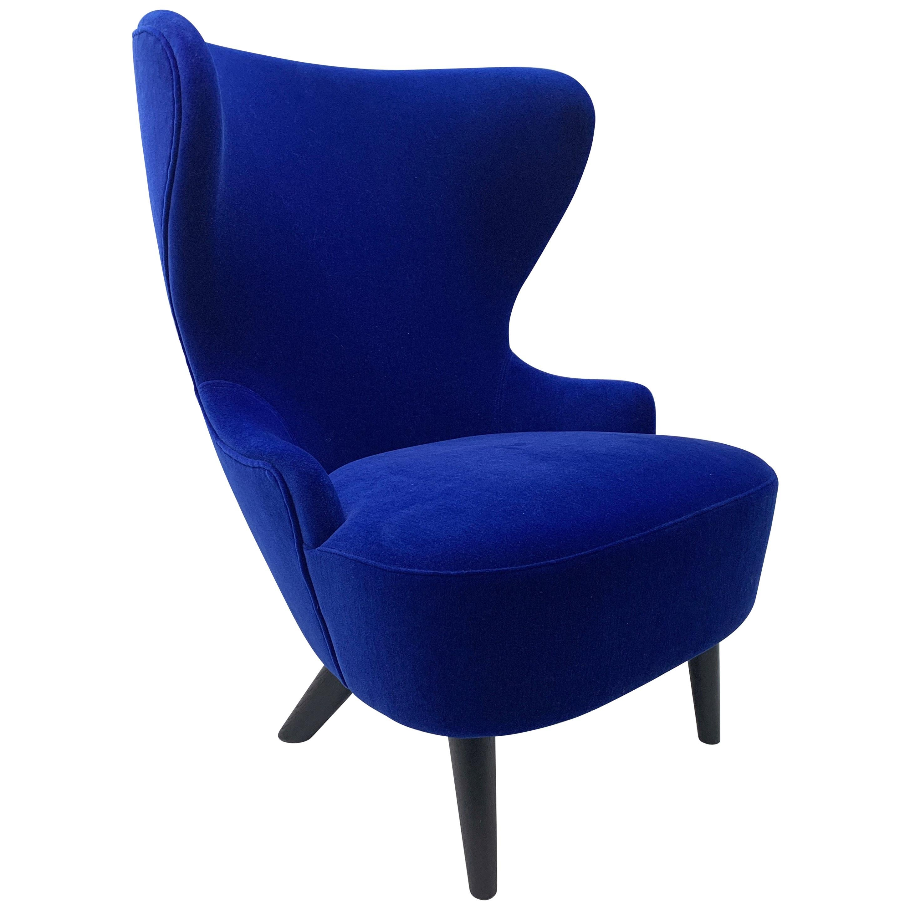 Groovy Tom Dixon Micro Wingback Chair At 1Stdibs Gmtry Best Dining Table And Chair Ideas Images Gmtryco