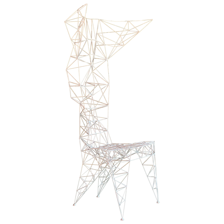 Tom Dixon Pylon Chair Designed in 1991 British Design