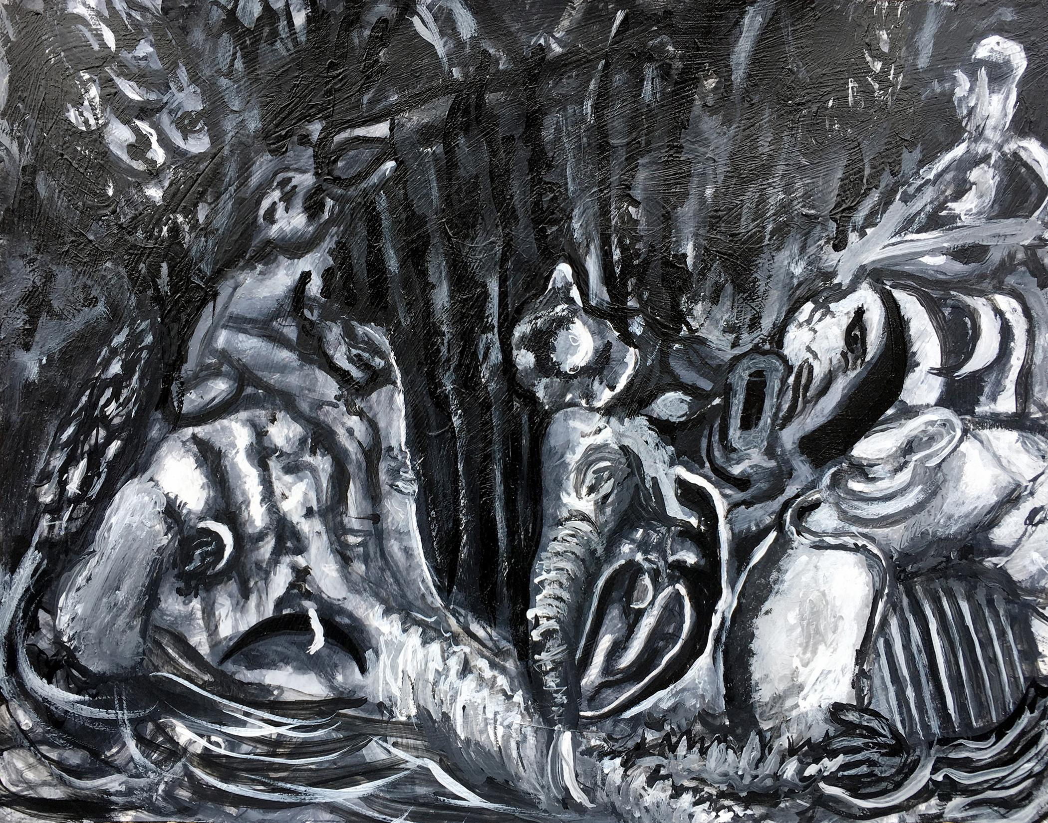 Lunala: Floating Downstream