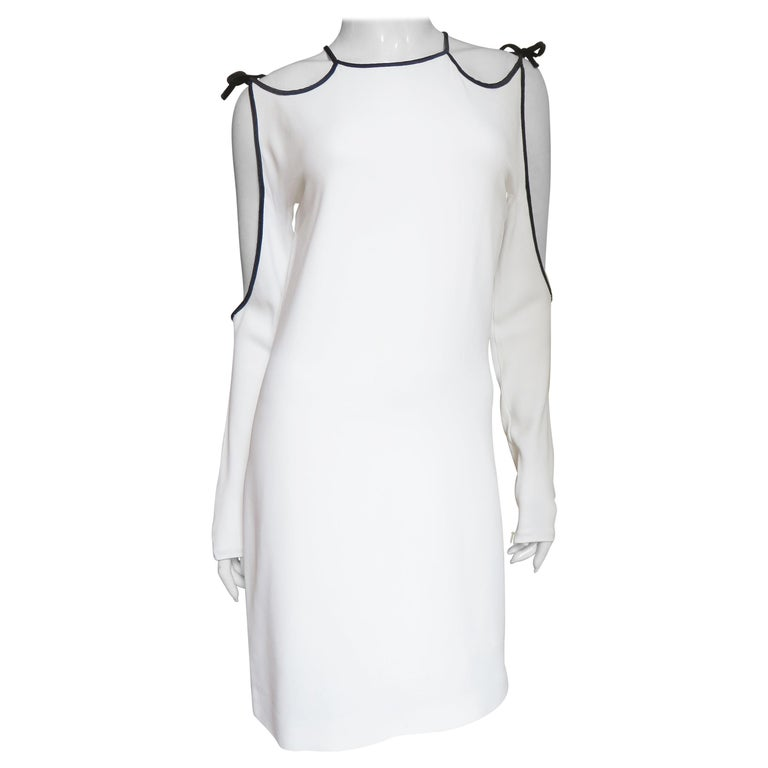 Tom Ford Cut Out Shoulders and Sleeves Dress For Sale