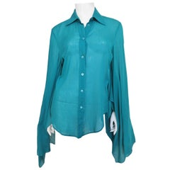 Tom Ford for Gucci Angel Sleeve Shirt