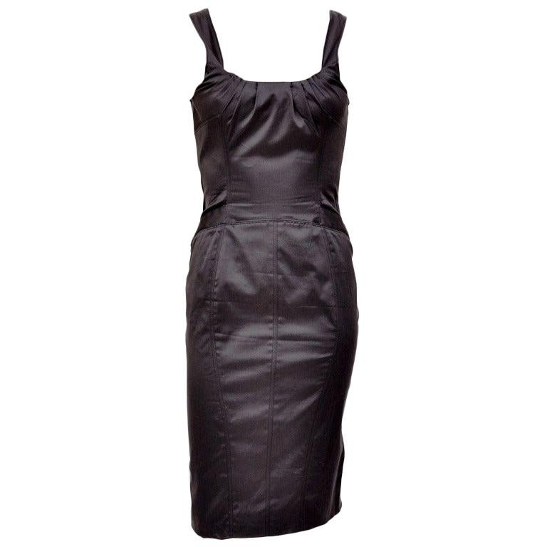 Tom Ford for Gucci dress as seen on Nicole Kidman, F / W 2003