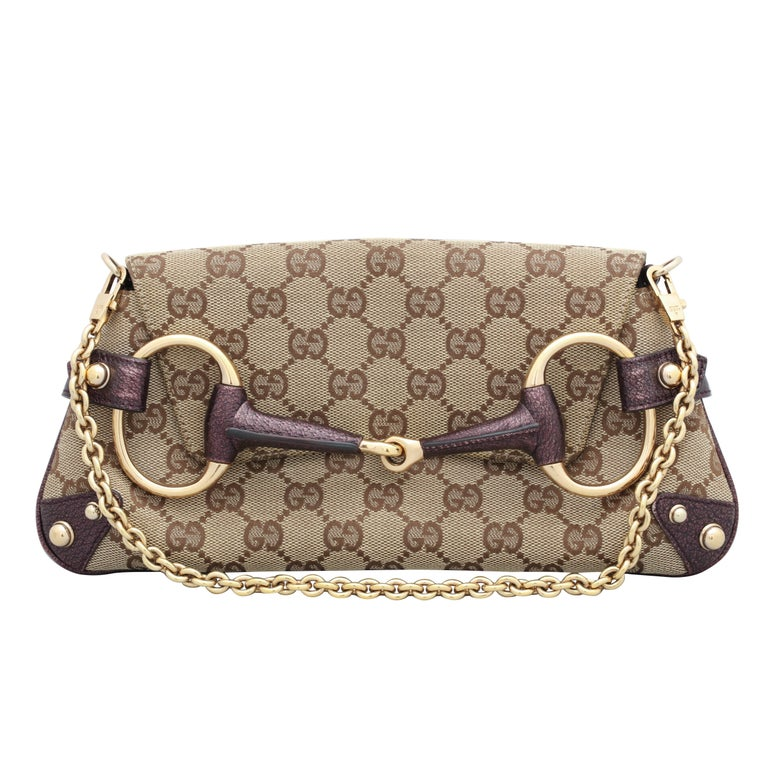 315bee58a301 Tom Ford for Gucci Chain Bag with Studs For Sale at 1stdibs