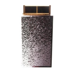 Tom Ford Glittered Plexi-glass Clutch