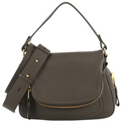 Tom Ford Jennifer Convertible Shoulder Bag Leather Medium