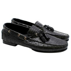 Tom Ford Leather Loafers US 6.5