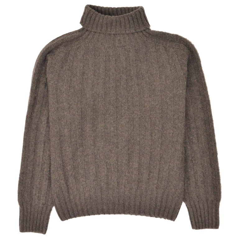Tom Ford men's cashmere turtleneck, 21st century, offered by Tribeca Fashion House LLC