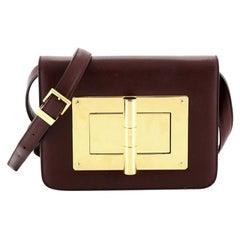 Tom Ford Natalia Convertible Clutch Leather Medium