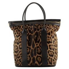 Tom Ford North Buckley Tote Printed Pony Hair Large