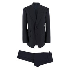 Tom Ford O'Connor Techno Wool SuitSIZE IT 48