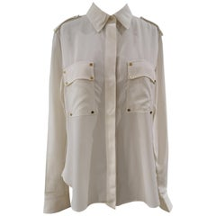 Tom Ford off white shirt