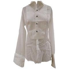 Tom Ford white cotton shirt