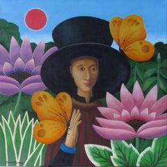 GIOVANNI'S DREAM, Painting, Acrylic on Canvas