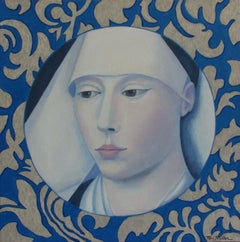 Meditation, Painting, Acrylic on Canvas