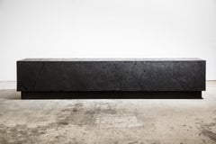 Carbon M (bench) by Tom Price - sculpture and bench