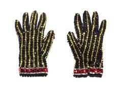 "Black Glove (Michael Jackson) 48 x 64"""